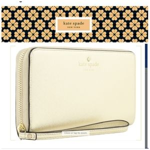 Kate Spade- cellphone wallet